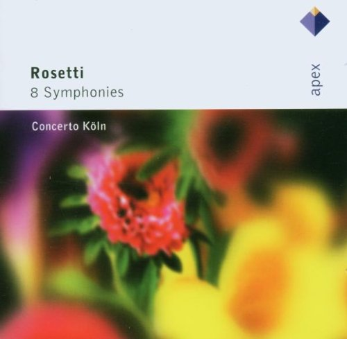 rosetti-8-symphonies-apex