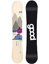 Tabla de snowboard goodboard prima Double Rocker 146, 146 cm