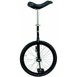 """M-Wave Monociclo, Unisex niños, Negro, 20"""""""