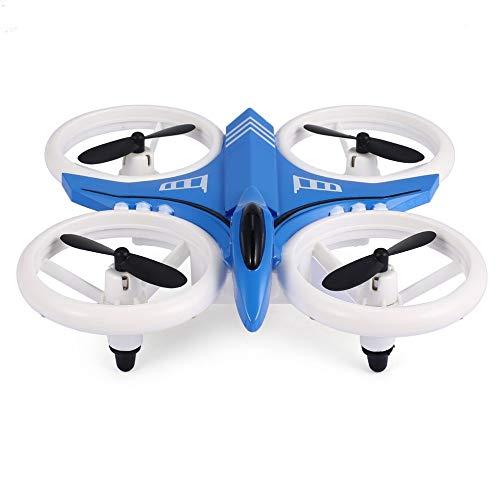 JOSE9A® Mini Drohne Splitterresistent Quadcopter 4ch Micro Flugdrohne RC Fernbedienung Hubschrauber Spielzeug für Kinder