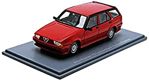 Neo - 45045 - Véhicule Miniature - Modèles À L'échelle - Alfa-romeo 75 Turbo Wagon Rayton Fissore - Echelle 1/43