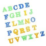 Baoblaze 26-teilig Alphabet Sandformen / Sandform Buchstaben Sandspielzeug Für Kinder ab 3 Jahre alt