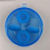 WLIXZ Schnarchgerät, Anti-Schnarchen, Silikon-Nasenpfropfen, Luftatmungsgerät, PM2.5-Aktivkohle-Luftfilter preisvergleich bei billige-tabletten.eu