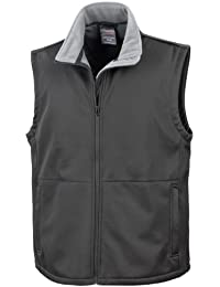 Result Herren Core Soft Shell Gilet / Weste