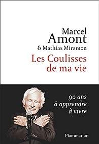 Les Coulisses de ma vie par Marcel Amont