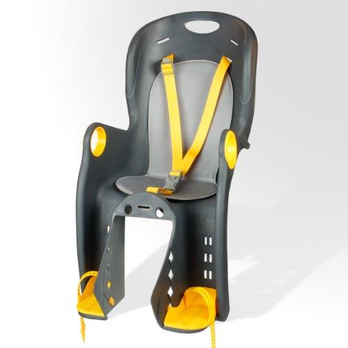 Torrex 30150 Sicherheits-Kinderfahrradsitz für hinten