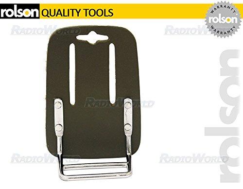Rolson-Pinza per olio pelle Scaffold End Wire Cutter cintura fondina per attrezzi