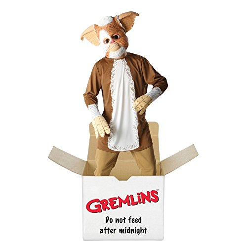 Mogwai Gizmo (Gremlins) - Adult Costume Men: STD (38-42