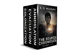 The Seamus Chronicles Books 1 - 3: The Seamus Chronicles Boxset (The Seamus Chronicles Box Set) (English Edition) par [McAdams, K. D.]