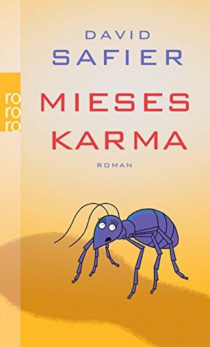 Buchcover Mieses Karma
