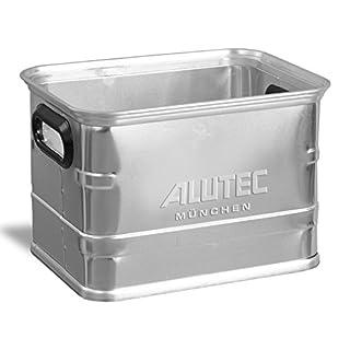 Alutec Werkzeugkasten Verkehrs-28L Box Boxen U-offen auf der Oberseite–Sichere Lebensmittel