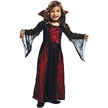 My Other Me - Disfraz de vampiresa reina, 5-6 años (Viving Costumes 200151)