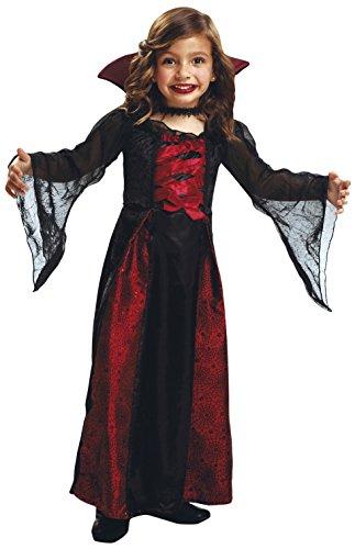 Imagen de my other me  disfraz de vampiresa reina, 5 6 años viving costumes 200151