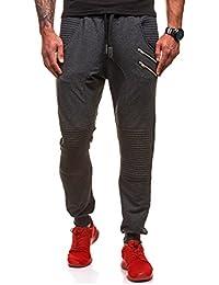 BOLF – Pantalons de sport – Jogging pantalons – Training – Baggy – Homme [6F6]
