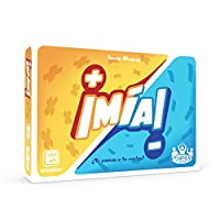 Tranjis Games - ¡Mia! ¿Te sumas o te restas? - juego de cartas (TRG-08mia) de Tranjis Games