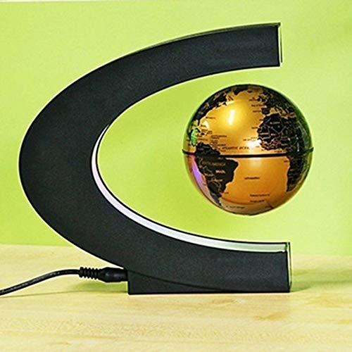 likkas Levitation Anti Gravity Globe Magnetic Floating Globe World Map with  LED Light for Children Gift 6535a8729cf4