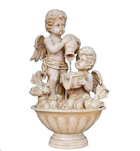 Fontaine 54 cm de haut ange 13208 A Fontaine Fontaine Fontaine de table