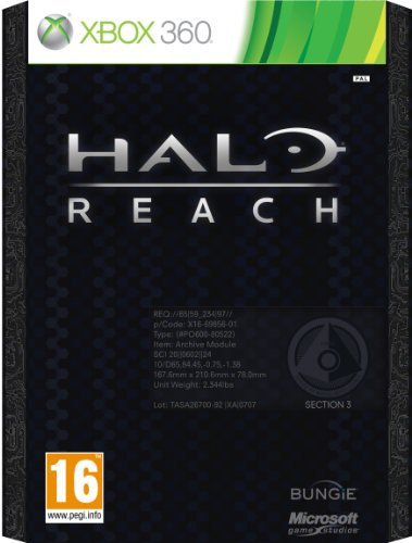 Halo: Reach Limited Collectors Edition (Xbox 360) [Importación inglesa]