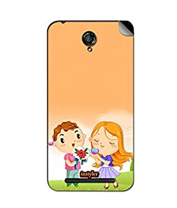 djimpex MOBILE STICKER FOR GIONEE CTRL FV5