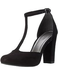Marco Tozzi 24413, Chaussures à talons avec bride style salomés femme