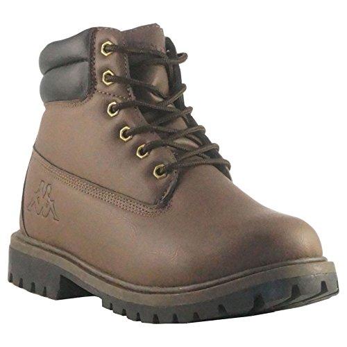 Kappa Nazdar SRB Stivali Mens Boots di inverno scarpe Marrone, Größe Schuhe:41