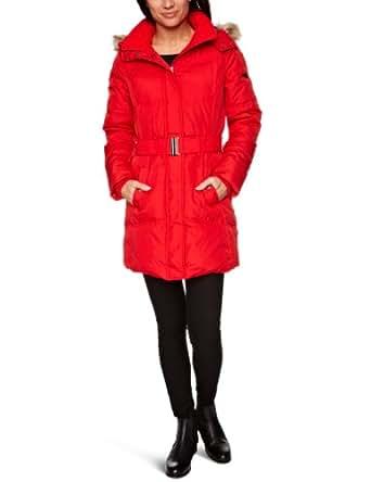 ESPRIT Damen Mantel Gr. 40, Rot - Union Red