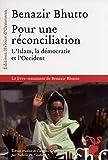 Pour une réconciliation