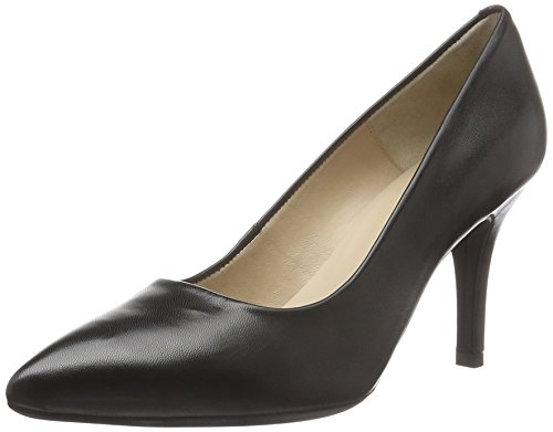 Unisa Damen Tola Pumps Schwarz (Black)