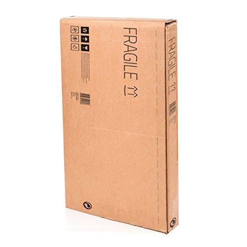 Mamzelle oder Sie Bijou Spiegel Schmuck Box, Größe XXL, Holz, Weiß, 36,5x 9,5x 150cm