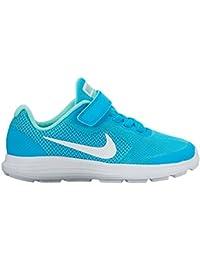 Nike Nike Revolution 3(PSV) 819417405niña Velcro/Slipper Zapatilla de deportivo suelo