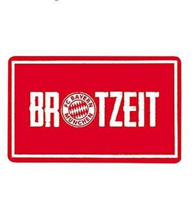 FC Bayern München Brettchen Brotzeit Frühstücksbrettchen Küchenbrett