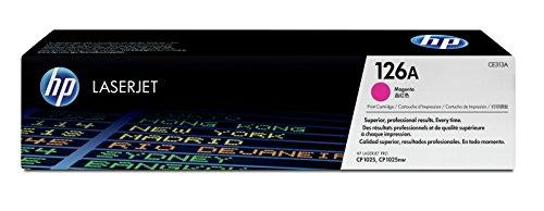 HP 126A (CE313A) Rot Original Toner für HP Color Laserjet Pro CP1025,...