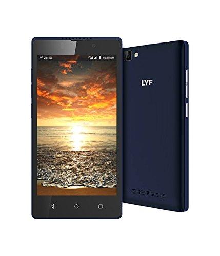 JIO LYF C459 1GB RAM, 8GB ROM (Blue)