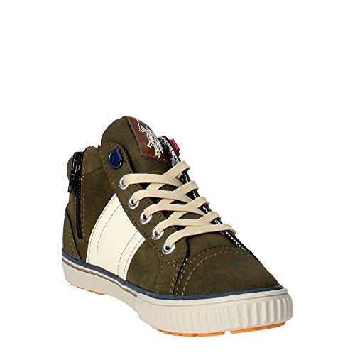 U.s. Polo Assn COMEB4102W5/H1 Sneakers Boy Dunkel Grün