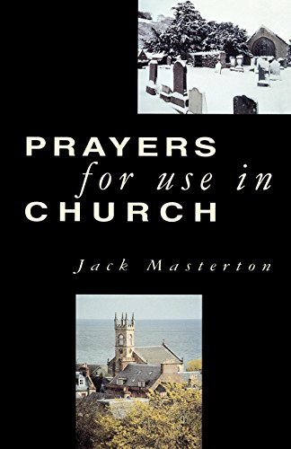 Prayers for Use in Church