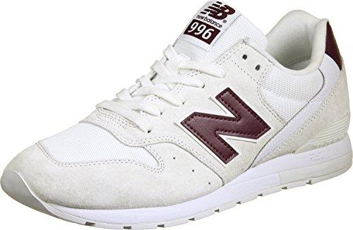 New Balance Herren Revlite 996 Sneakers Blanc