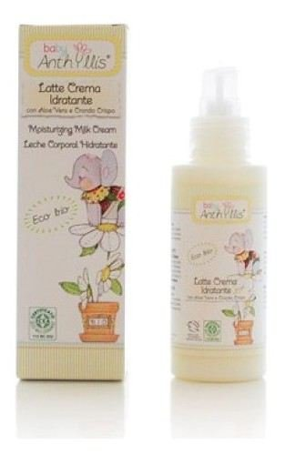Baby Anthyllis, Latte crema idratante BIO Baby Anthyllis (125ml)