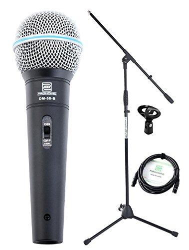 Pronomic Mikrofon Pronomic Superstar Mikrofonset im Test