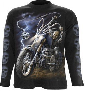 spiral-t-shirt-a-manches-longues-pour-homme-motif-ride-to-hell-noir