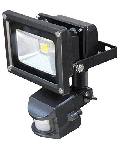 portato a bassa energia piena luce con sensore pir impermeabile
