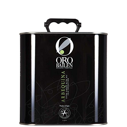 Oro Bailén Aceite de Oliva Virgen Extra Arbequina - 2500 ml