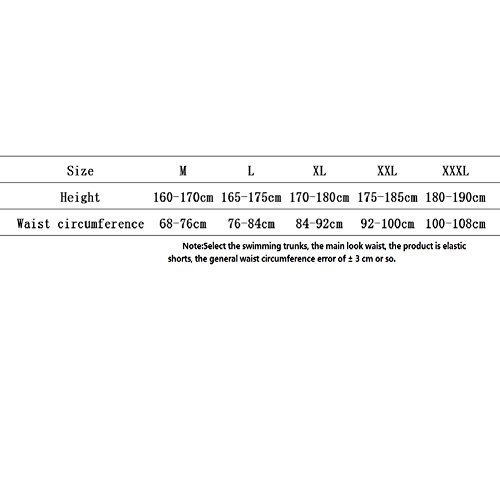 LJ&L Sommer-Art und Weisetendenz-Mann-Schwimmenstämme, breathable splicing Farbe Berufsschwimmenkurzschlüsse, beiläufige Kurzschlüsse des Strandes B