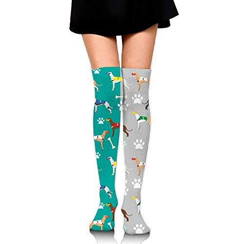 Feetures Low Cut Sock (Doormat-bag fun dog socks Womens Long Cotton Socks Thigh High Stockings)