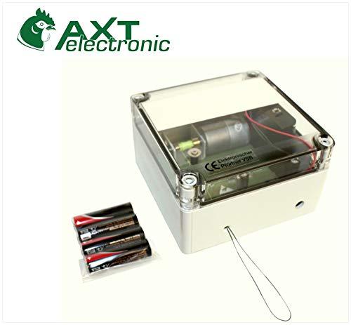 Preisvergleich Produktbild AXT-Electronic VSBb - Elektronischer Pförtner mit Batterien - automatische Hühnerklappe