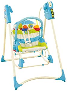 Fisher Price Smart Stages 3 In 1 Swing Seat And Rocker