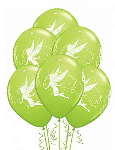 ballons-fee-clochette-x6