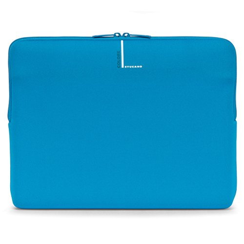 "Tucano Colore Second Skin Sleeve per PC, Notebook 13"", Notebook 14"" [Importato dalla Germania]"