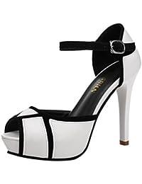 eee6daa8163b3 Amazon.es  gloria ortiz mujer  Zapatos y complementos