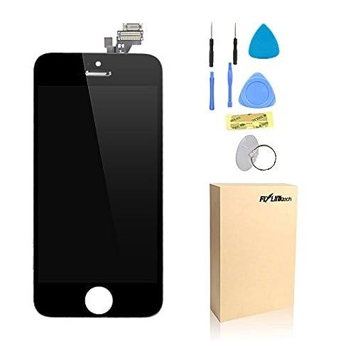 Kit Outil Iphone 5 - Flylinktech Ecran LCD de Rechange pour iPhone