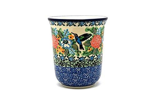 Polish Pottery Mug – 16 oz. Bistro – Unikat Signature U3271